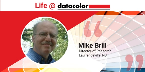 Mike Brill Datacolor